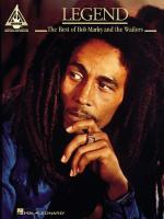 Bob Marley - Legend Sheet Music