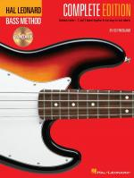Hal Leonard Bass Method - Complete Edition Books 1, 2 And 3 Bound Together In One Easy-To-Use Volume Sheet Music