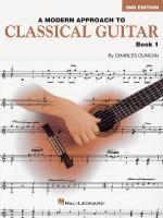 A Modern Approach To Classical Guitar - 2nd Edition Book 1 - Book Only Sheet Music