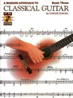 A Modern Approach To Classical Guitar Book 3 - Book/CD Pack Sheet Music