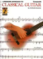 A Modern Approach To Classical Guitar Composite Book/CD Pack Sheet Music