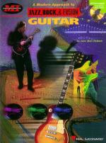 A Modern Approach To Jazz, Rock & Fusion Guitar Sheet Music