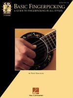 Basic Fingerpicking A Guide To Fingerpicking In All Styles Sheet Music