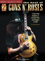 The Best Of Guns N' Roses Sheet Music