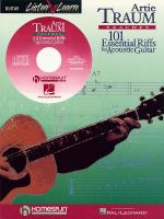 101 Essential Riffs For Acoustic Guitar Sheet Music