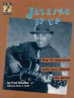 Jazzing It Up How To Improvise With Jazz Chords On Guitar Sheet Music