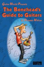 The Bonehead's Guide To Guitars Sheet Music