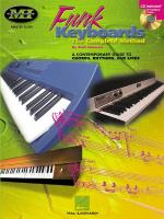 Funk Keyboards - The Complete Method A Contemporary Guide To Chords, Rhythms, And Licks Sheet Music