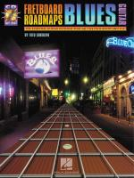 Fretboard Roadmaps - Blues Guitar The Essential Guitar Patterns That All The Pros Know And Use Sheet Music