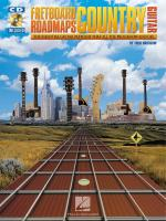 Fretboard Roadmaps - Country Guitar The Essential Guitar Patterns That All The Pros Know And Use Sheet Music