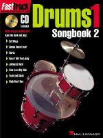 Fasttrack Drums Songbook 2 - Level 1 Sheet Music