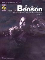 Best Of George Benson A Step-By-Step Breakdown Of His Guitar Styles And Techniques Sheet Music