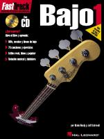 Fasttrack Bass Method - Spanish Edition Fasttrack Bajo 1 Sheet Music