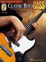 Classic Rock Bass A Step-By-Step Breakdown Of Bass Guitar Styles And Techniques Sheet Music