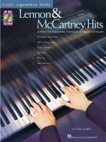 Lennon & Mccartney Hits Keyboard Signature Licks Sheet Music