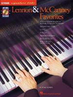 Lennon & Mccartney Favorites Keyboard Signature Licks Sheet Music