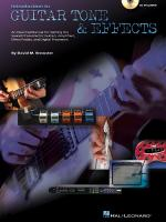 Introduction To Guitar Tone & Effects A Manual For Getting The Sounds From Electric Guitars, Amplifi Sheet Music