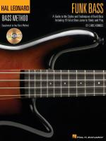 Funk Bass A Guide To The Techniques And Philosophies Of Funk Bass Sheet Music