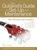 The Guitarist's Guide To Set-Up & Maintenance Sheet Music