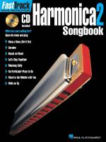 Fasttrack Harmonica Songbook - Level 2 Sheet Music