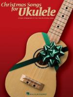 Christmas Songs For Ukulele Sheet Music
