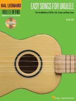 Easy Songs For Ukulele Play The Melodies Of 20 Pop, Folk, Country, And Blues Songs Sheet Music