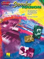 Samba Hanon 50 Exercises For The Beginning To Professional Pianist Sheet Music