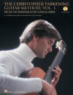 The Christopher Parkening Guitar Method - Volume 1 The Art And Technique Of The Classical Guitar Boo Sheet Music