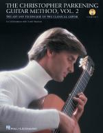The Christopher Parkening Guitar Method - Volume 2 Intermediate To Upper-Intermediate Level Book/CD  Sheet Music