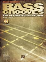 Bass Grooves The Ultimate Collection Sheet Music