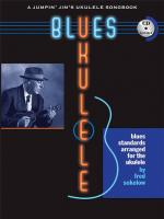 Blues Ukulele A Jumpin' Jim's Ukulele Songbook Sheet Music
