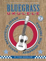 Bluegrass Ukulele A Jumpin' Jim's Ukulele Songbook Sheet Music
