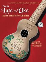 From Lute To Uke Early Music For Ukulele Sheet Music