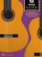 Easy Classical Guitar Duets Book/CD Pack Sheet Music