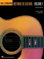 Hal Leonard Guitar Method Book 1 - 2nd Edition French Edition Book Only Sheet Music