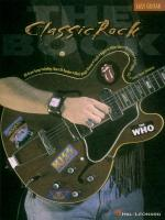 The Classic Rock Book Sheet Music