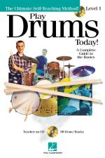 Play Drums Today! - Level 1 Play Today Plus Pack Sheet Music