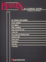 Beatles For Classical Guitar Guitar Solo Sheet Music