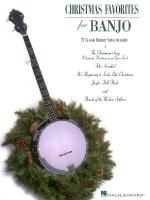 Christmas Favorites For Banjo Sheet Music