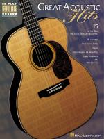 Great Acoustic Hits Sheet Music