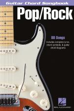 Pop/Rock Guitar Chord Songbook Sheet Music