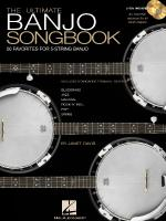 The Ultimate Banjo Songbook 26 Favorites Arranged For 5-String Banjo Sheet Music