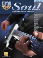 Soul Guitar Play-Along Volume 19 Sheet Music