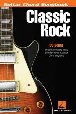 Classic Rock Guitar Chord Songbook (6 Inch. X 9 Inch.) Sheet Music