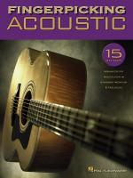 Fingerpicking Acoustic 15 Songs Arranged For Solo Guitar In Standard Notation & Tab Sheet Music
