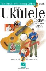 Play Ukulele Today! - Level 1 Play Today Plus Pack Sheet Music