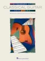 A Treasury Of Classical Guitar Repertoire Sheet Music