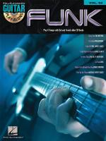 Funk Guitar Play-Along Volume 52 Sheet Music