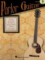 Parlor Guitar Tenor Songs Arranged For Solo Guitar In Standard Notation & Tablature Sheet Music