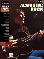 Acoustic Rock Easy Rhythm Guitar Series Volume 4 Sheet Music